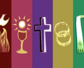os 7 sacramentos