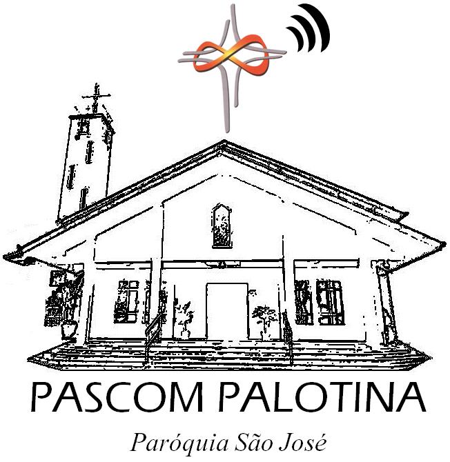 Logo Pascom Palotina Paróquia São José - Curitiba