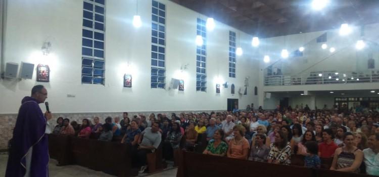 Tempo da Quaresma: Confira as atividades da paróquia e venha  rezar com a gente!