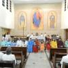 Missa de Lava Pés 2016 na paróquia