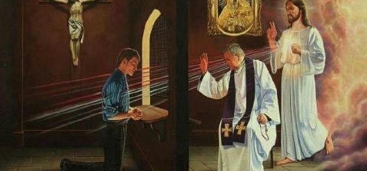 Paróquia inicia mutirão de confissões em preparação para a Páscoa