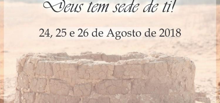 Inscrições abertas para o Encontro Jovem de Espiritualidade Palotina – EJEP 2018