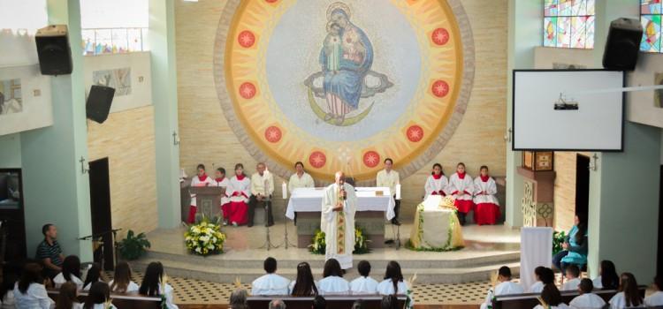 Festa da Mãe do Divino Amor na paróquia! Venha celebrar conosco