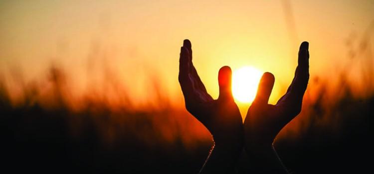 Oração: a relação entre duas pessoas
