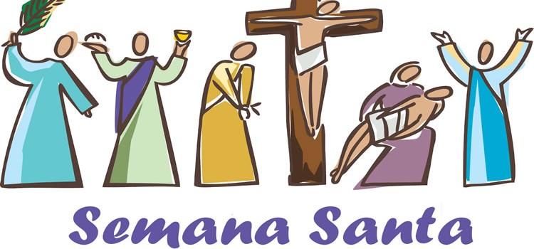 Confira a programação da SEMANA SANTA na paróquia e participe!