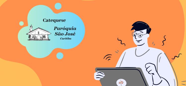 Catequese da Paróquia São José tem até live no youtube para falar com catequizandos durante a pandemia